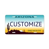 Arizona License Plates