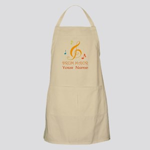 Personalized Drum Major Band Apron