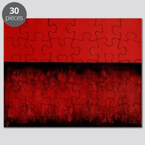 ROTHKO_RED HOT CHRISTMAS Puzzle