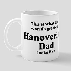 Hanoverian dad looks like Mug