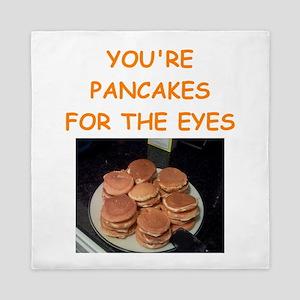 pancakes Queen Duvet