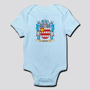 Hosey Coat of Arms - Family Crest Body Suit