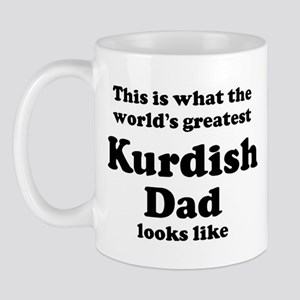 Kurdish dad looks like Mug