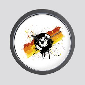 Show your true colours Wall Clock