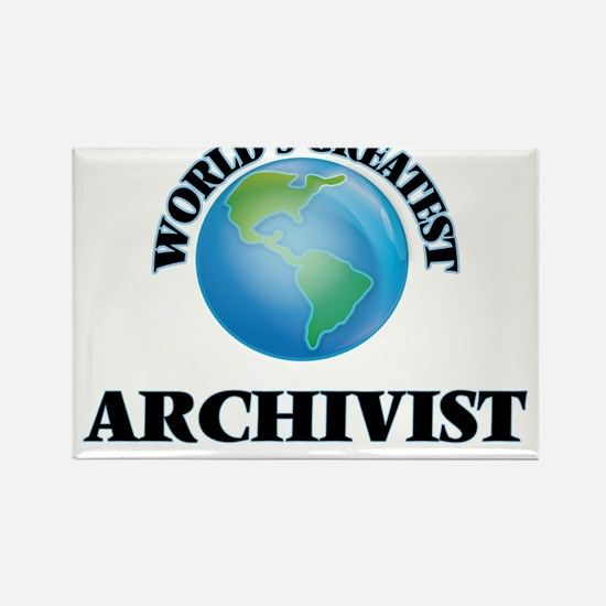 World's Greatest Archivist Magnets
