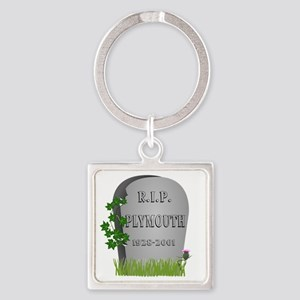 R.I.P. Plymouth Keychains