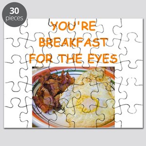 breakfast lover Puzzle