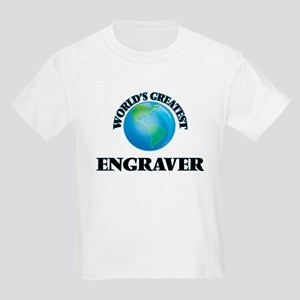 World's Greatest Engraver T-Shirt