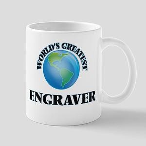 World's Greatest Engraver Mugs