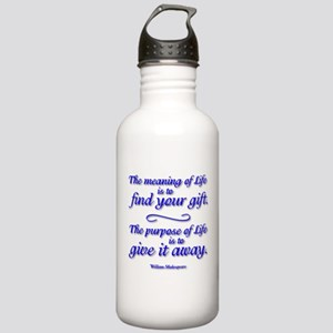 Meaning of LIFE Stainless Water Bottle 1.0L