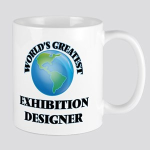 World's Greatest Exhibition Designer Mugs
