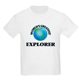 World's Greatest Explorer T-Shirt