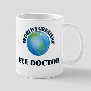 World's Greatest Eye Doctor Mugs