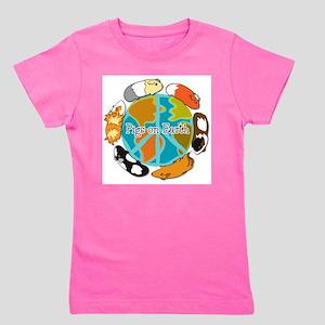 RoundpigsonearthN T-Shirt