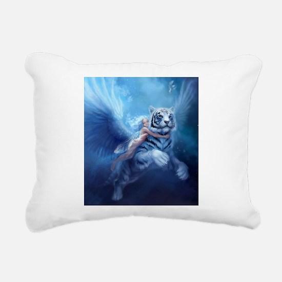 Unique Fairy Rectangular Canvas Pillow