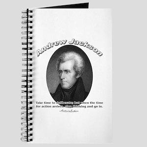 Andrew Jackson 03 Journal