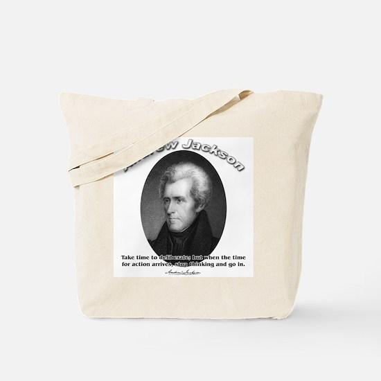 Andrew Jackson 03 Tote Bag