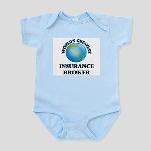 World's Greatest Insurance Broker Body Suit
