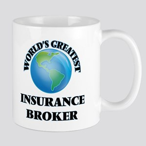 World's Greatest Insurance Broker Mugs