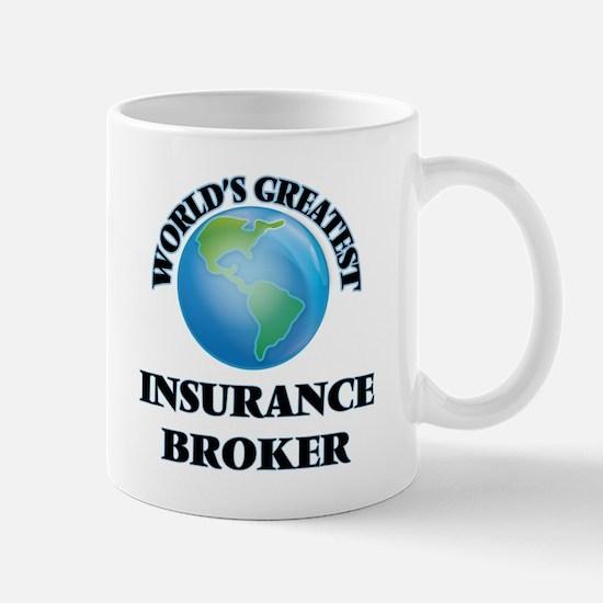 World's Greatest Insurance Broker Mugs