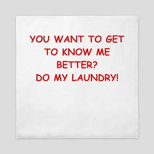 laundry Queen Duvet