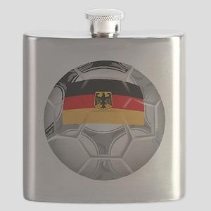 Germany Soccer Ball Flask