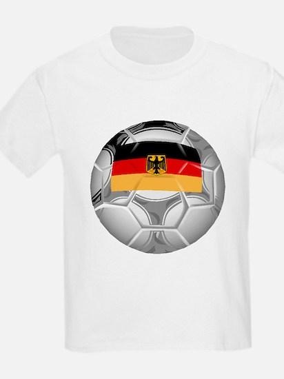 Germany Soccer Ball T-Shirt