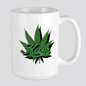 Kush with Leaf Mugs