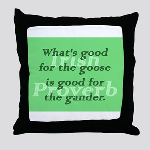 Whats Good For the Goose Is Good For The Gander Th