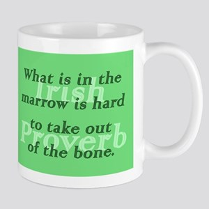 Whats In the Marrow Is Hard To Take Out of the Bo