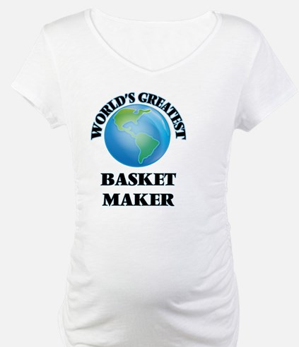 World's Greatest Basket Maker Shirt