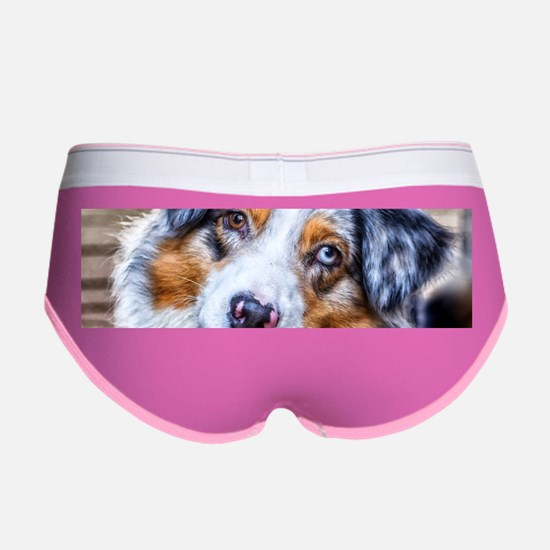 Australian Shepherd Women's Boy Brief