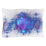 Blue Turbulence Pillow Case