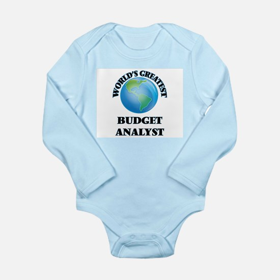 World's Greatest Budget Analyst Body Suit