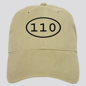 110 Oval Cap