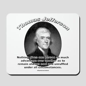 Thomas Jefferson 01 Mousepad