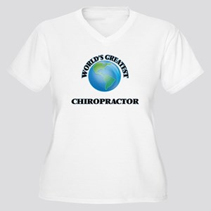 World's Greatest Chiropractor Plus Size T-Shirt