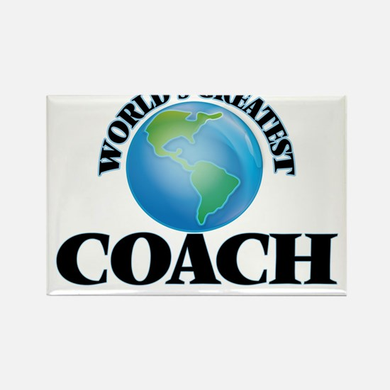 World's Greatest Coach Magnets