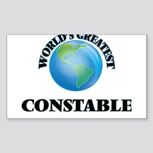 World's Greatest Constable Sticker