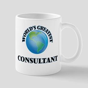 World's Greatest Consultant Mugs