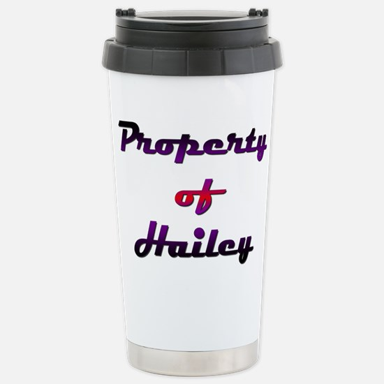 Property Of Hailey Female Mugs