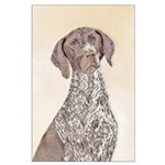 German Shorthaired Pointer Large Poster
