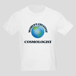 World's Greatest Cosmologist T-Shirt