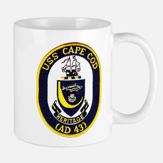 USS CAPE COD Mug