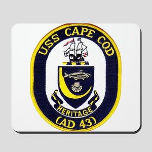 USS CAPE COD Mousepad