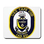USS CAPE COD Mousepad