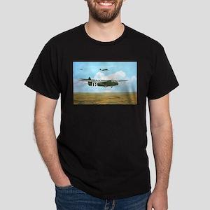 "USAAF CG-4A ""Hadrian"" Dark T-Shirt"