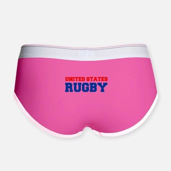 united states us rugby Women's Boy Brief