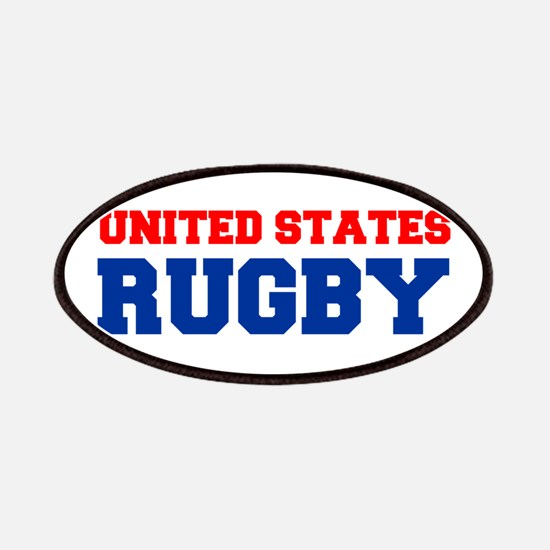 united states us rugby Patches