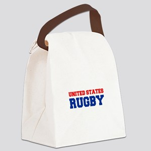 united states us rugby Canvas Lunch Bag